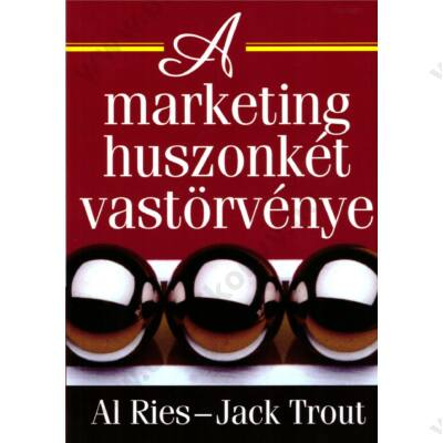 A marketing huszonkét vastörvénye