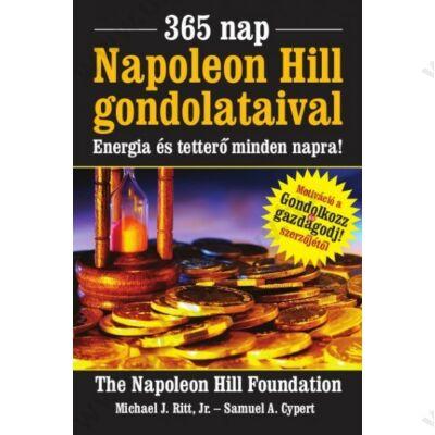 365 nap Napoleon Hill gondolataival - szépséghibás