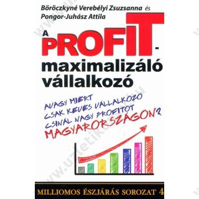 A profitmaximalizáló vállalkozó