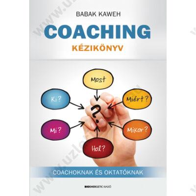 Coaching kézikönyv - szépséghibás