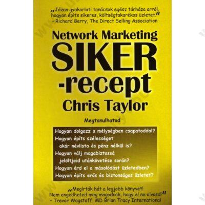 Network Marketing Sikerrecept