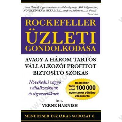 Rockefeller üzleti gondolkodása