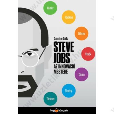 Steve Jobs az innováció mestere