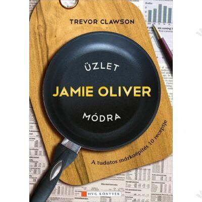 Üzlet Jamie Oliver módra